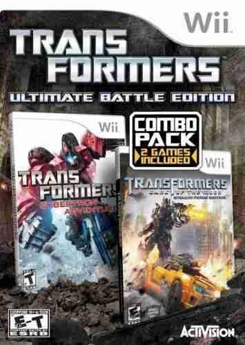 Descargar Transformers Ultimate Battle Edition [MULTI5][PAL][WiiERD] por Torrent
